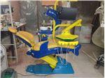 یونیت صندلی دندانپزشکی کودک مدل دلفینی