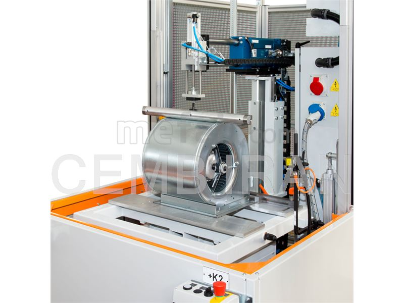 Balancing Machine for Fans - CEMB