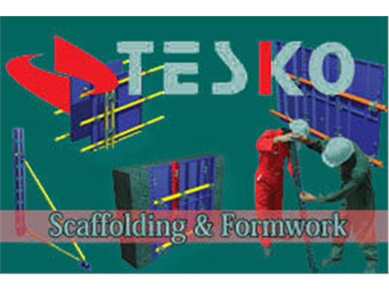 تسکو / تولید کننده داربست ها قالب ها و مصالح ساختمانی - داربست ...تسکو / تولید کننده داربست ها قالب ها و مصالح ساختمانی