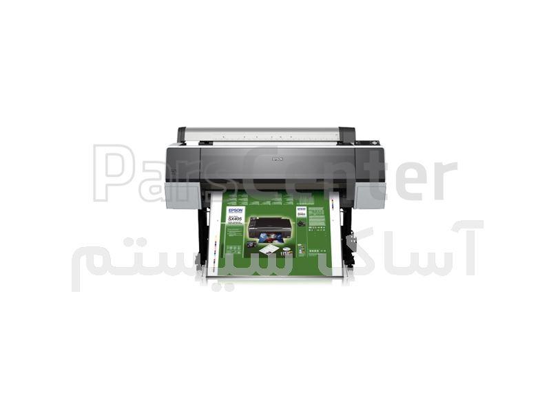 پلاتر اپسون 9900 | پلاتر 11 رنگ عرض 112 سانت Epson Stylus Pro 9900