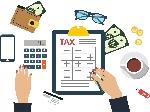 اخذ مفاصا حساب مالیاتی