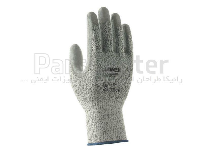 دستکش ایمنی ضد برش Uvex مدل unidur 6649