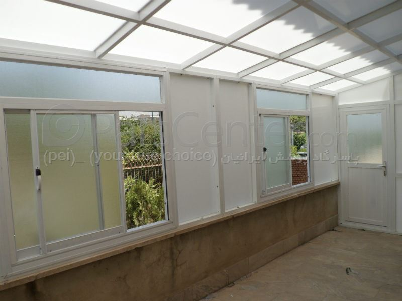 سیتم پوشش بالکن و تراس متحرک Balcony and terrace 34