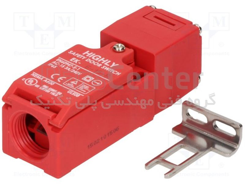 EK type HIGHLY tongue interlock safety switch