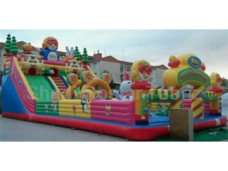 Inflatable play equipment code:14