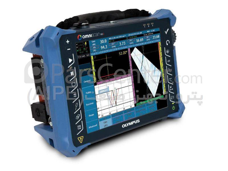 دستگاه فیزره Olympus Omni scan