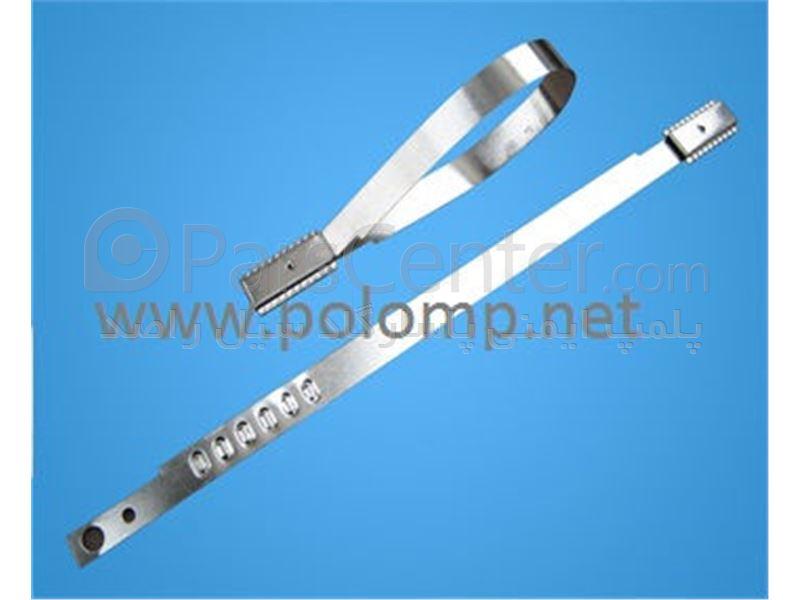 پلمپ  فلزی استاندارد لاشه های کشتاری دامپزشکی