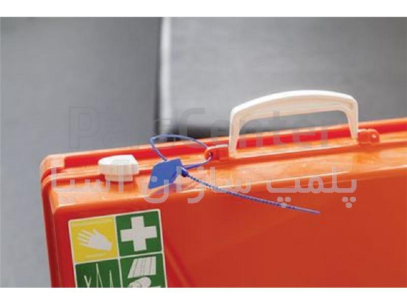 پلمپ پلاستیکی  ( دنا ) استاندارد درب جعبه ها