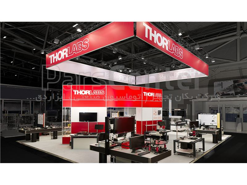 تامین تجهیزات از شرکت تورلب THORLABS (اپتیک، فتونیک، لیزر، اپتوالکترونیک)