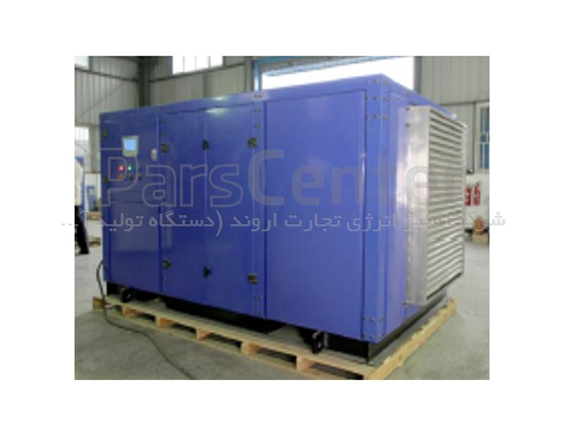 دستگاه تولید آب از هوا  1500 لیتر روزانه سبز انرژی