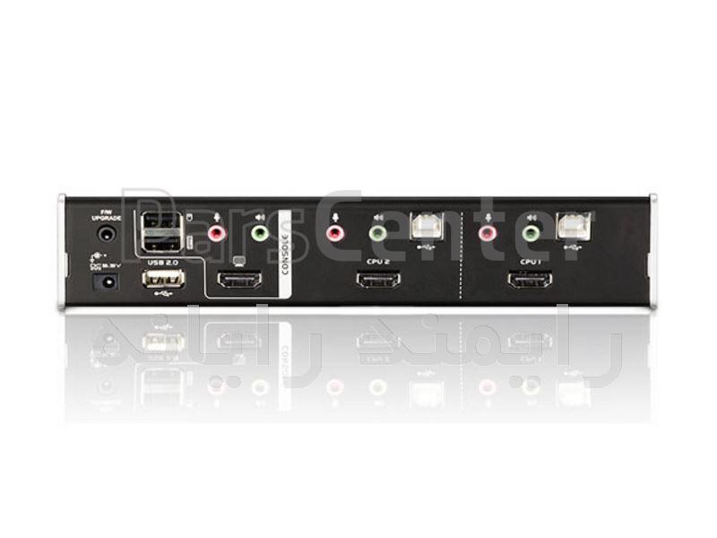 کی وی ام سوییچ 2 پورت مدل CS-1792HDMI
