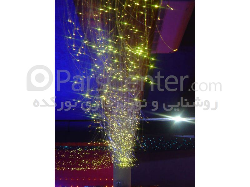 فیبر نوری Fiber optic (  crystal , minidot , light engine)