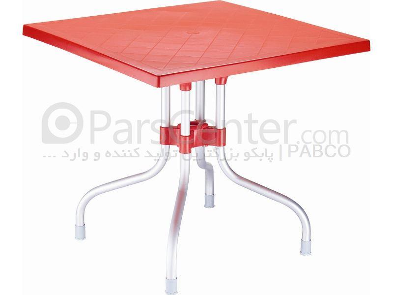 میز تاشو المینیومی مونیکا