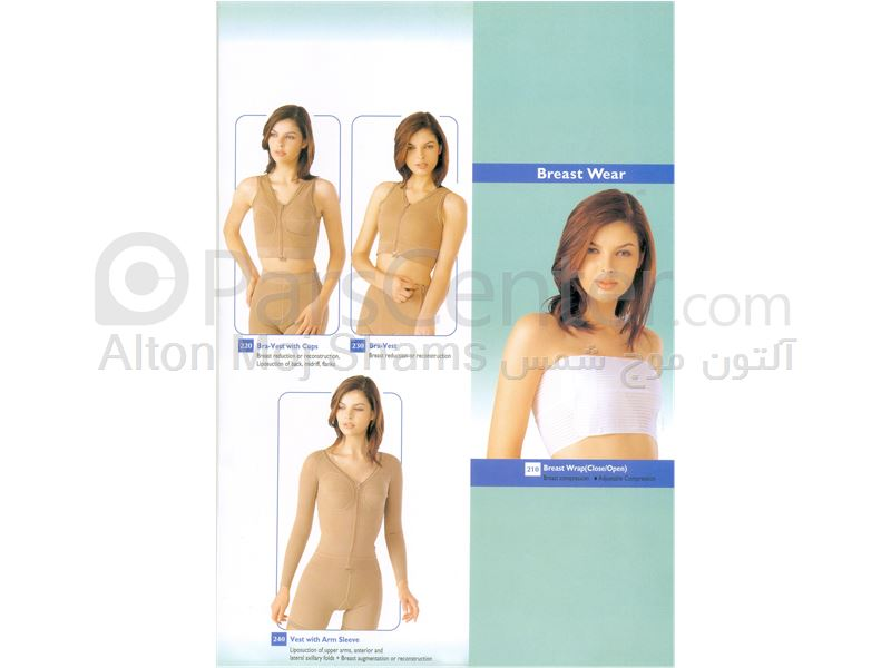 Liposuction's Garments
