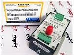 فروش سیگنال کاندیشنر شتاب ارتعاشات متریکس (METRIX 5535 Accelerometer Signal Conditioners)