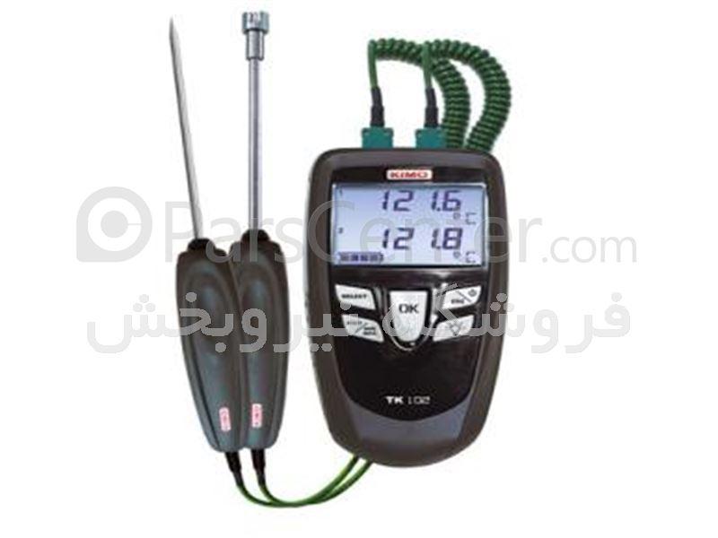 دماسنج پرتابل مدل TK 100 - TK 102