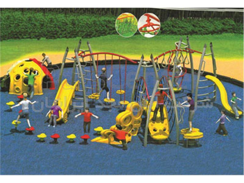 مجموعه بازی تور و طناب PS2002