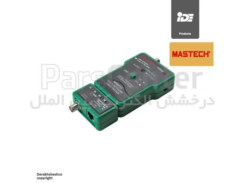 تستر کابل شبکه  مدل MS6810 شرکت مستک | mastech