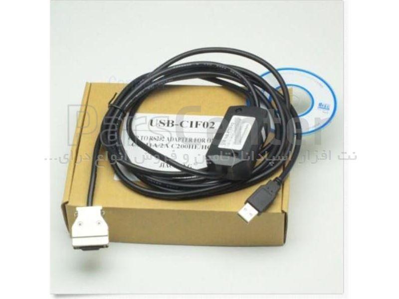 کابل PLC امرنUSB-CIF02