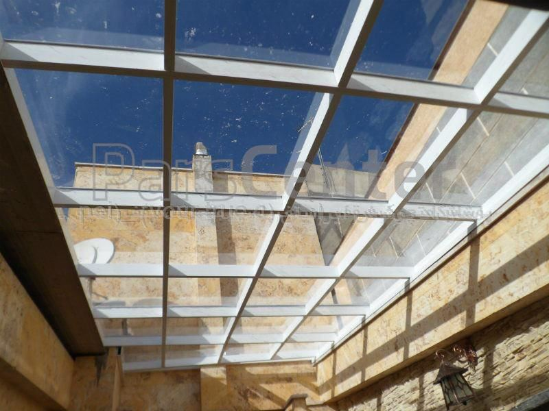 سقف نورگیر مدل PMS Q1