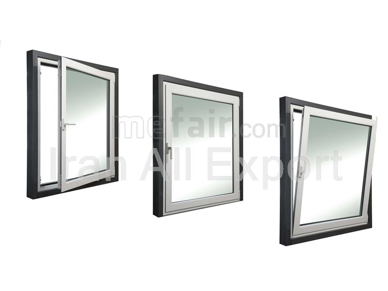 Aluminium Windows from Iran to Turkmenistan