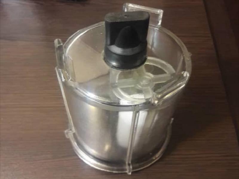 تراپ شیردوش سیار برقی