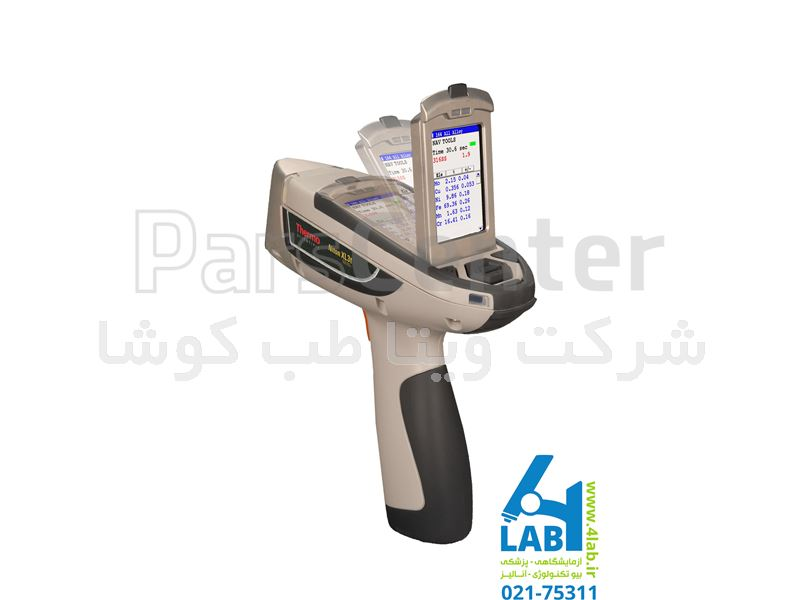 فروش دستگاه آنالایزر XRF پرتابل مدل  NITON  XL3t  ساخت thermo