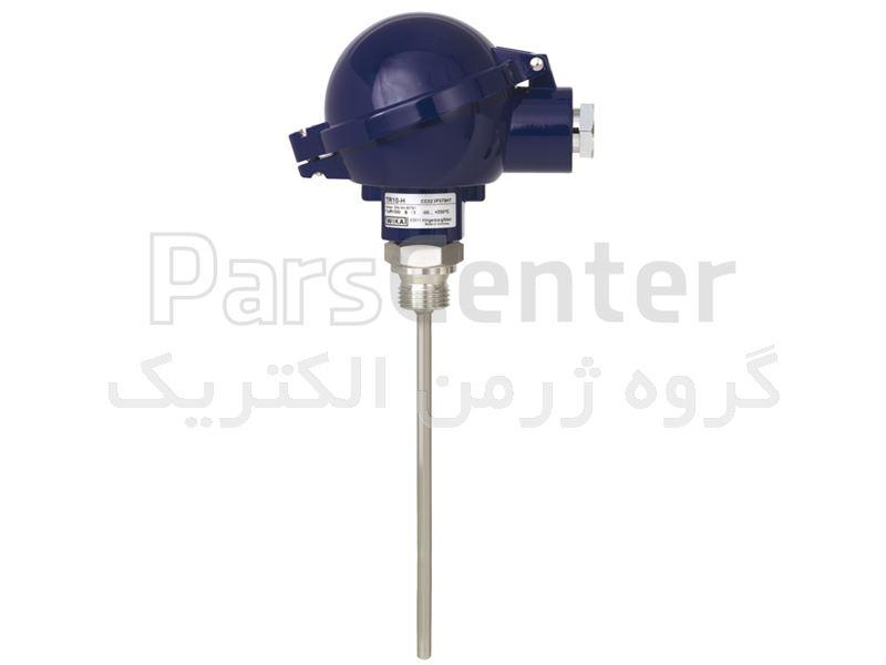 ترمومتر مقاومتی PT100 ویکا مدل TR10-H