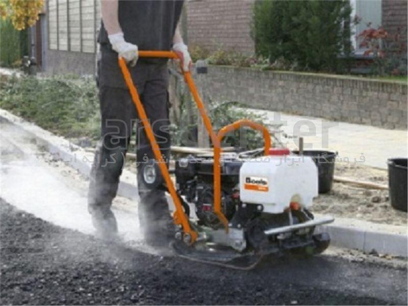 تعمیر تخصصی انواع خاک کوب بنزینی