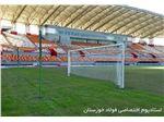 تولید کننده دروازه فوتبال استاندارد آلومینیمی