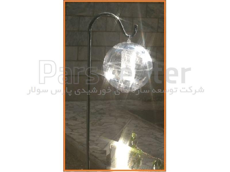 چراغ باغچه ای حبابی سولار