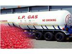 ( Liquefied Petroleum Gas ( LPG