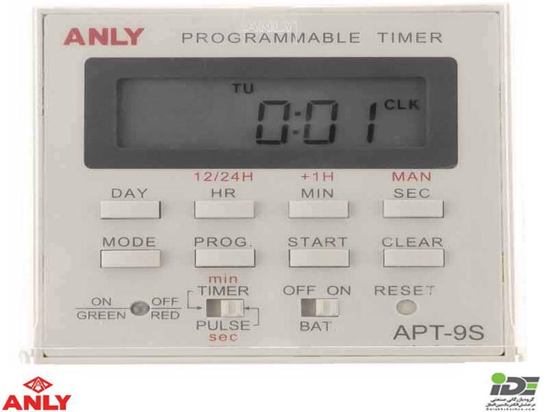 تایمر هفتگی آنلی مدل APT-6S