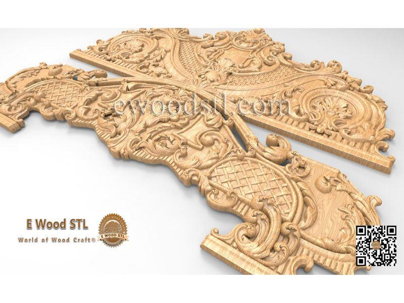 EWOODSTL فروشگاه مدل سه بعدی منبت STL