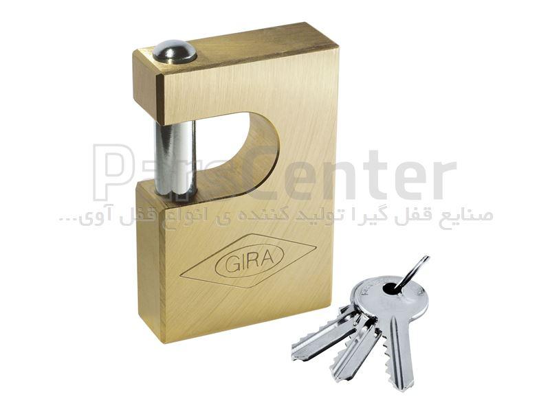 قابلیت تولید قفل به صورت کلید مادر. هر قفل رمز مجزا داشته و یک کلید مادر امکان باز نموندن