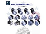 گیربکس های APEX اپکس ساخت تایوان با خروجی های مختلف و قیمت مناسب