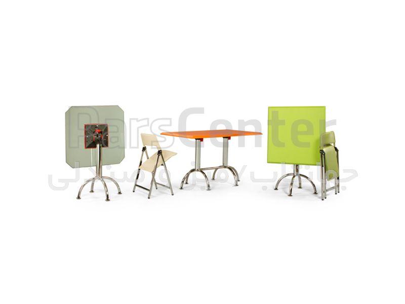 میز فست فود مدل 1034F (جهانتاب)