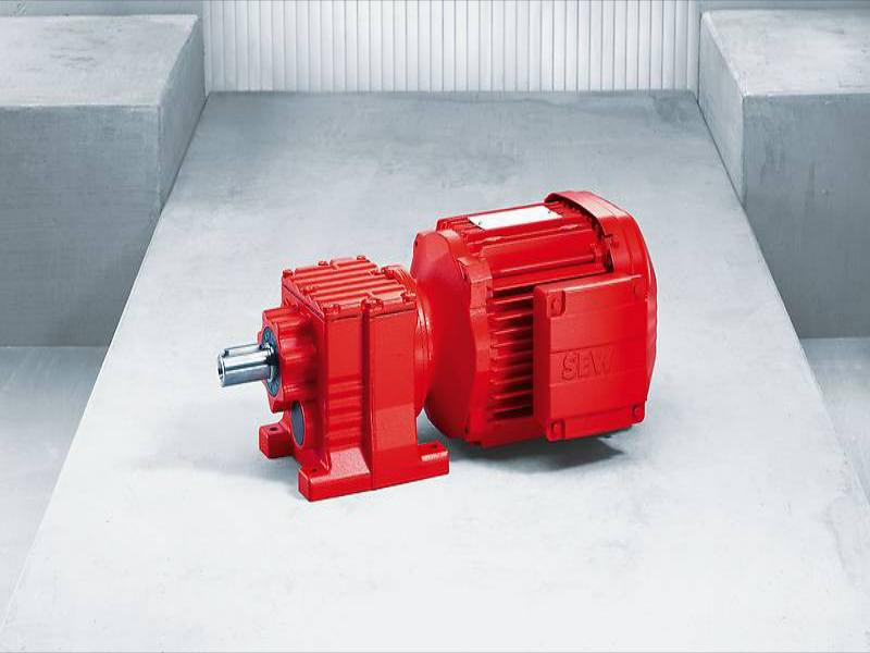 SEW R series Gearbox