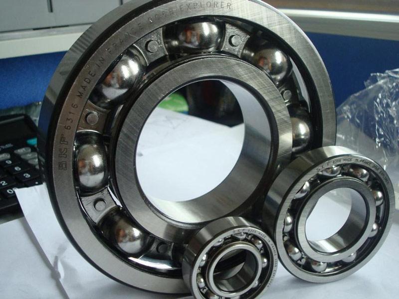 Food industry ball bearing