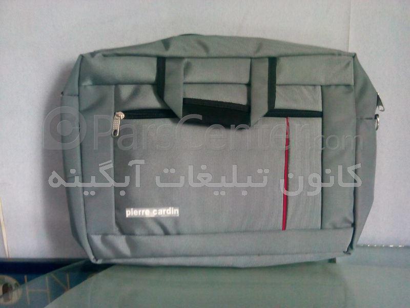 کیف لپ تاپ با قابلیت چاپ