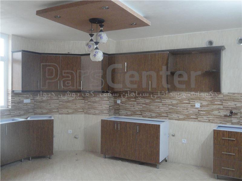 کابینت اشپز خانه لترون هایگلاس