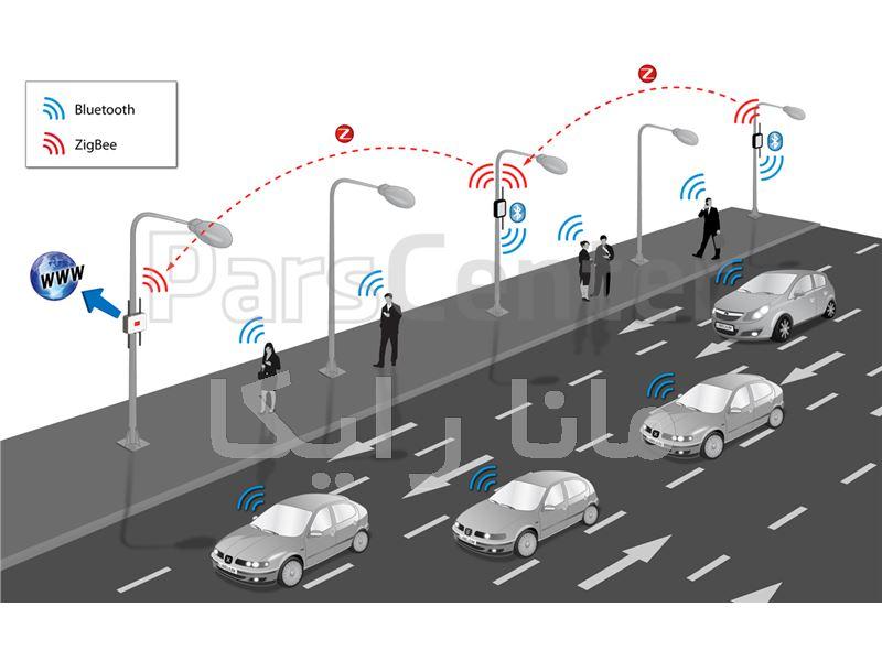 سنسور ترافیکی WIFI