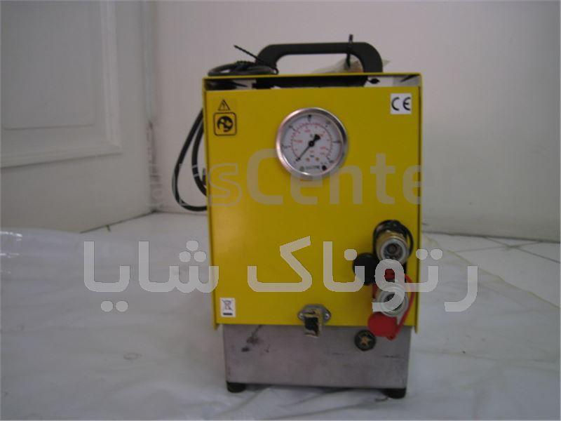 قیچی هیدرولیکی KB20/100RH
