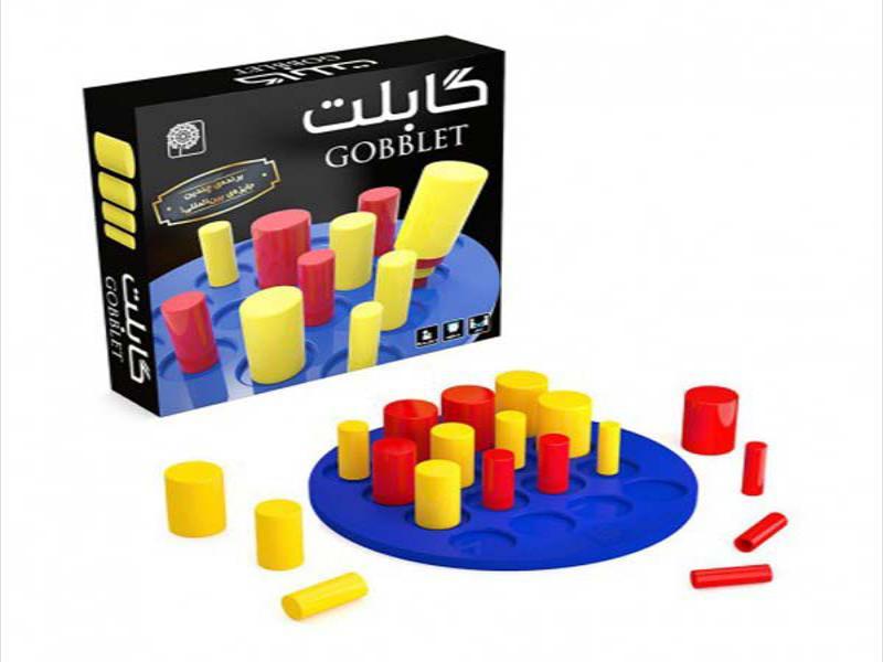 بازی فکری گابلت | GOBBLET