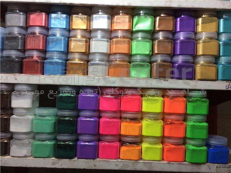 اکسید آهن رنگ های معدنی