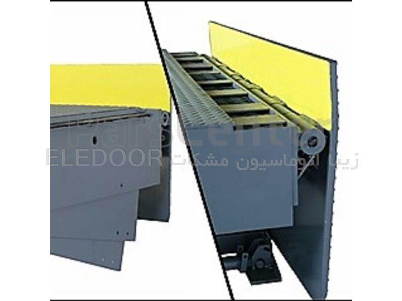 داک لولر هیدرولیک (لولایی لبه دار) (مدل SHD10)- ۱۰تن