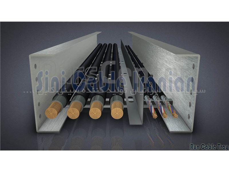 تولید کننده نردبان کابل (نردبان کابل ایرانیان)