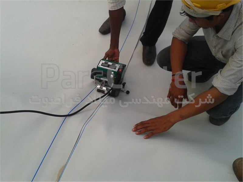 دستگاه جوش ورق ژئوممبران مدل MiOn ساخت BAK سوئیس