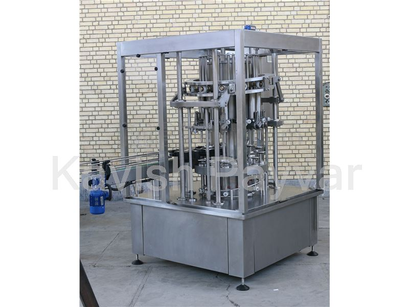 Rotary Piston Filling Machine