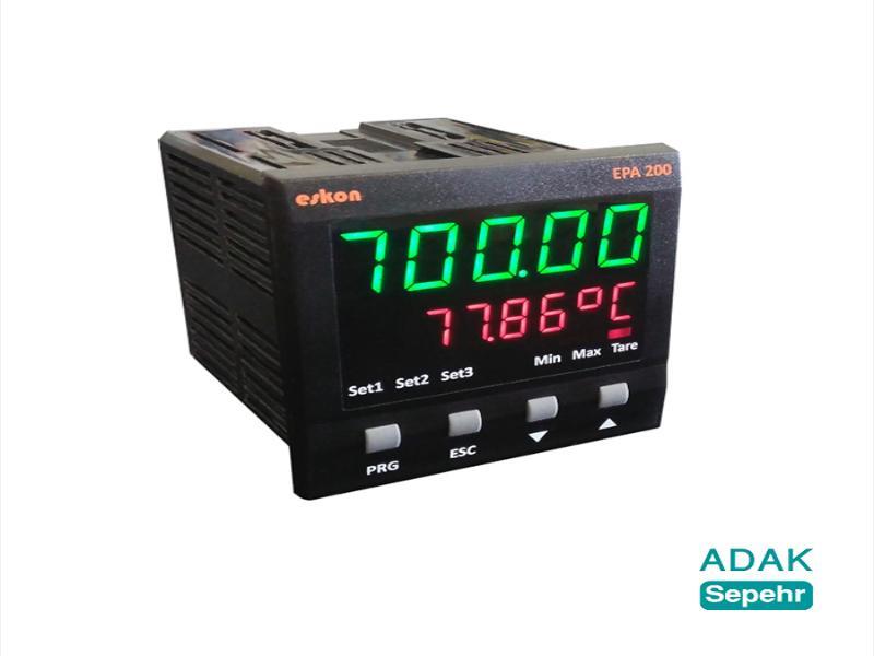 کنترلر دما و فشار epa200